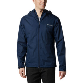 Columbia Inner Limits II Giacca Uomo, collegiate navy